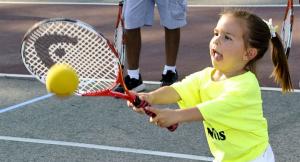 Kind tennis